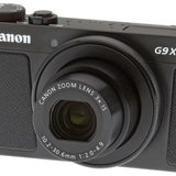 Camera foto Canon PowerShot G9X II black 20.1MP Cod: 1717C002AA